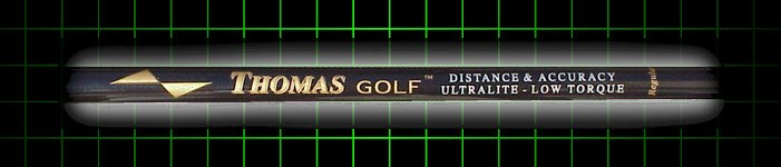 Thomas Golf AT705 6 Hybrid Shaft