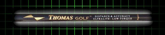 Thomas Golf Fairway 13 Wood shaft