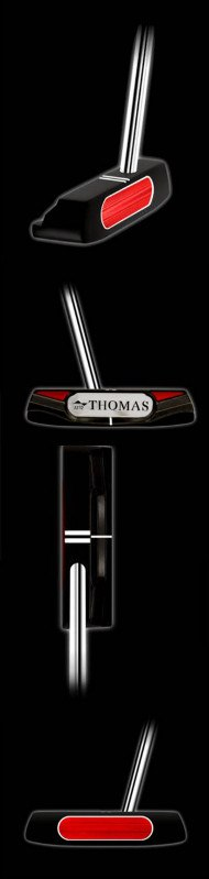 Thomas Golf Heaver from Standard Blade Putter