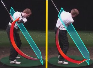 uphill Lie – What the Swing Does 1