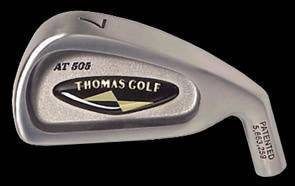 Golf Club Review AT 505 Irons by Thomas Golf