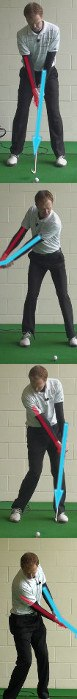 How And Why You Should Soften Your Left Arm At Address, Golf Tip