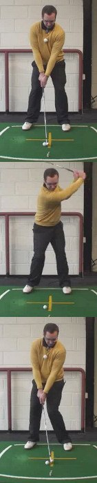 Left Hand Golf Tip Best Way's to Hit Consistent Golf Shots