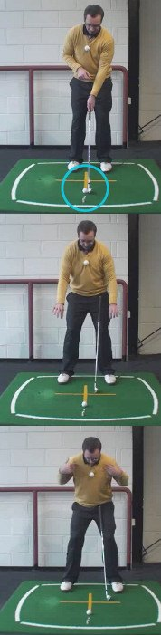 Left Hand Golf Tip How To Align Your Body Before Each Golf Shot
