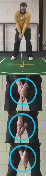 Left Hand Golf Tip The Right And Constant Grip Pressure For Best Results