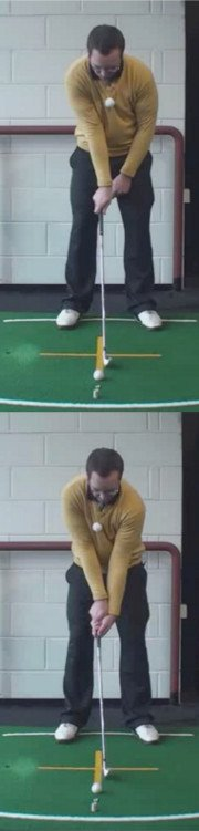 Left Hand Golf Tip Use A Stronger Grip To Help Correct Your Slice