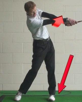 Pro Golfer Patrick Reed Golf Swing