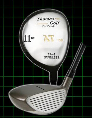 Thomas Golf Fairway 11 Wood 30 degree loft