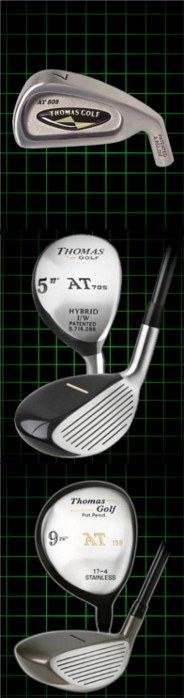 What Golf Clubs Are Easiest To Hit, Golf Tip For Irons, Hybrids And Woods
