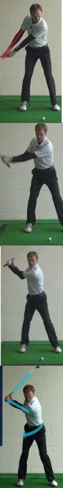 What Is The Correct Hand Rotation On The Back Swing, Golf Tip
