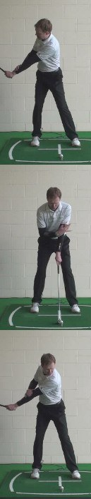 Which Arm Takes The Golf Club Back And Why golf tip