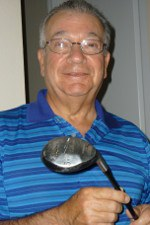 hole in one 1 Thomas Golf AT 705 Number 5 Hybrid Customer Review