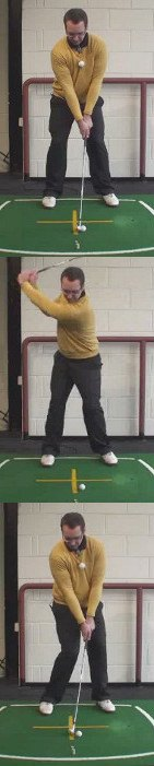 Correct Golf Answer Making it game and goal orientated
