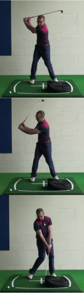 Correct Golf Answer To groove a better impact position