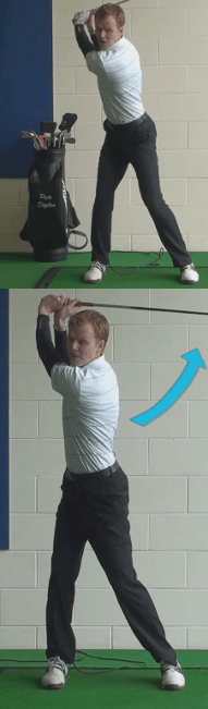 Martin Kaymer Tennis Ball Drill Creates Wide, In-Sync Backswing