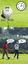 Ready Golf golf term