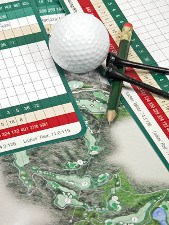 Scratch Golfer golf term