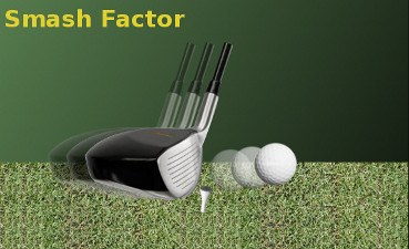 Smash Factor golf term