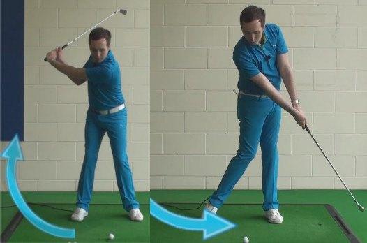Stinger Shot, Golf Term
