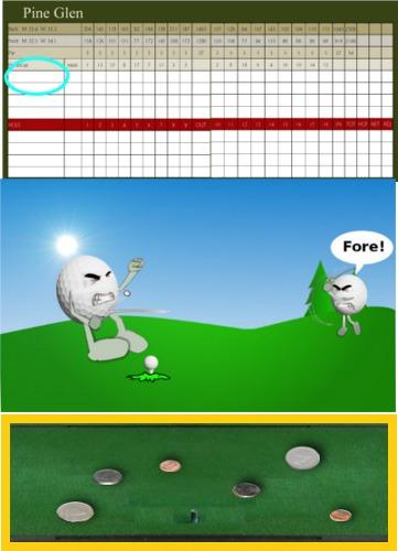 Golf Rule 10, Order Of Play