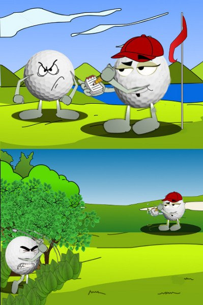 Golf Rule 34, Disputes And Decisions