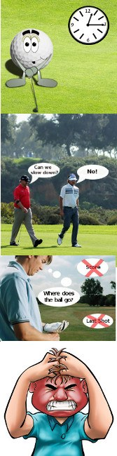 Golf Rule 6, The Player