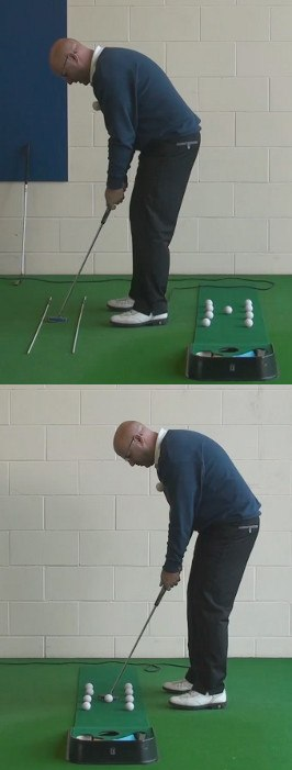 How Best To Stop: Pushing Your Putts, Senior Golf Tip