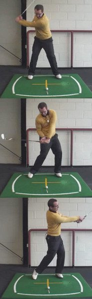 How Can Decelerating In My Down Swing Change My Golf Shots?