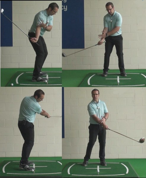 How Can I Change Between Hitting A Draw And A Fade Shot?