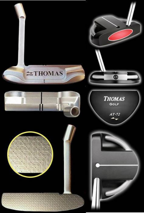 How To Compare Blade Vs. Mallet Putter Heads For The Senior Golfer