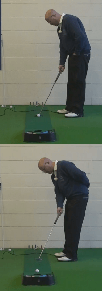 Try The One-Arm Putting Drill To Help Your Putting Stroke, Senior Tip
