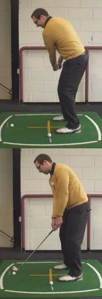 Why Do I Shank My Golf Chip Shots Under Pressure?