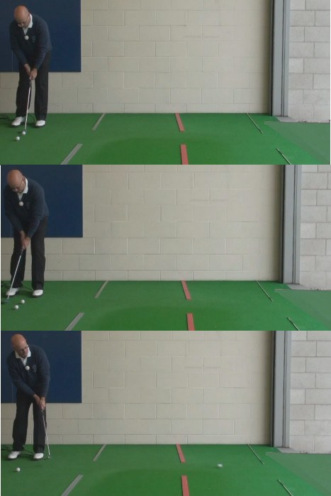 What Is The Correct Way To Handle Big Breaking Putts, Senior Putting Tip
