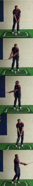 What Is The First Part Of My Body To Move During My Golf Back Swing?