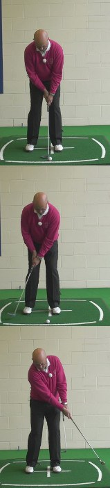 Why You Should Hold The Finish To Improve Your Putting, Senior Putter Tip