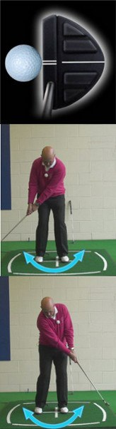 Why You Should Practice Putting With Just One Golf Ball, Senior Golf Tip