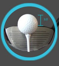 Tee Height, Golf Term