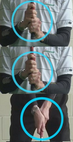 How Can My Fingers Influence My Golf Grip?