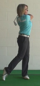 Low Finish, Golf Term