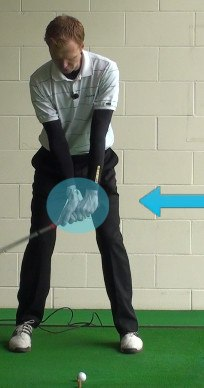 Waggle (Pre-Shot), Golf Term