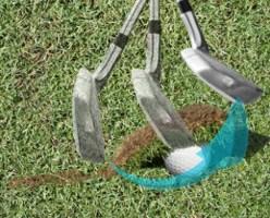 Flub, Golf Term