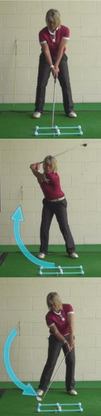 Should I Extend My Arms Through Impact In My Golf Swing?