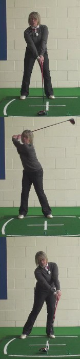 How Does A Golfers Height Change Their Swing Type?