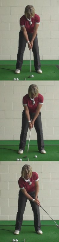 Cause And Cure: Pulling Putts: Women's Golf Putter Tips