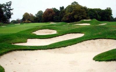 Cross Bunker(s), Golf Term