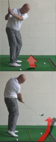 Golf Question: Can Altering My Swing Path Help To Start My Golf Shots Online?