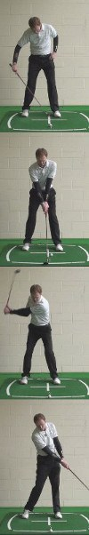 Golf Question: Can I Hit A Fairway Wood From A Golf Tee Peg?
