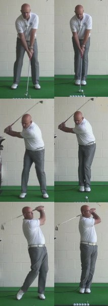 Golf Question: How Can It Help Me If I Hold My Golf Swing Finish Position?