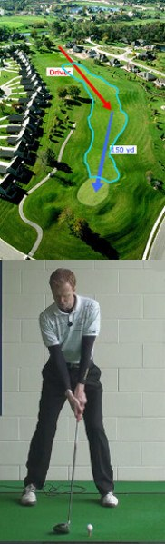 Golf Question: How Should I Play A Hole With A Very Narrow Golf Fairway?