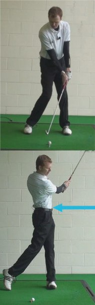 Golf Question: What Is The Perfect Follow Through To The Finish For Great Golf Iron Shots?